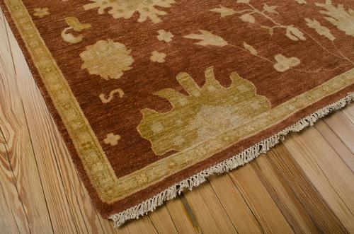 Tradewinds rug wool hook