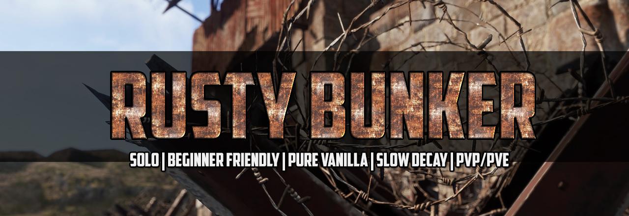 rusty rust server