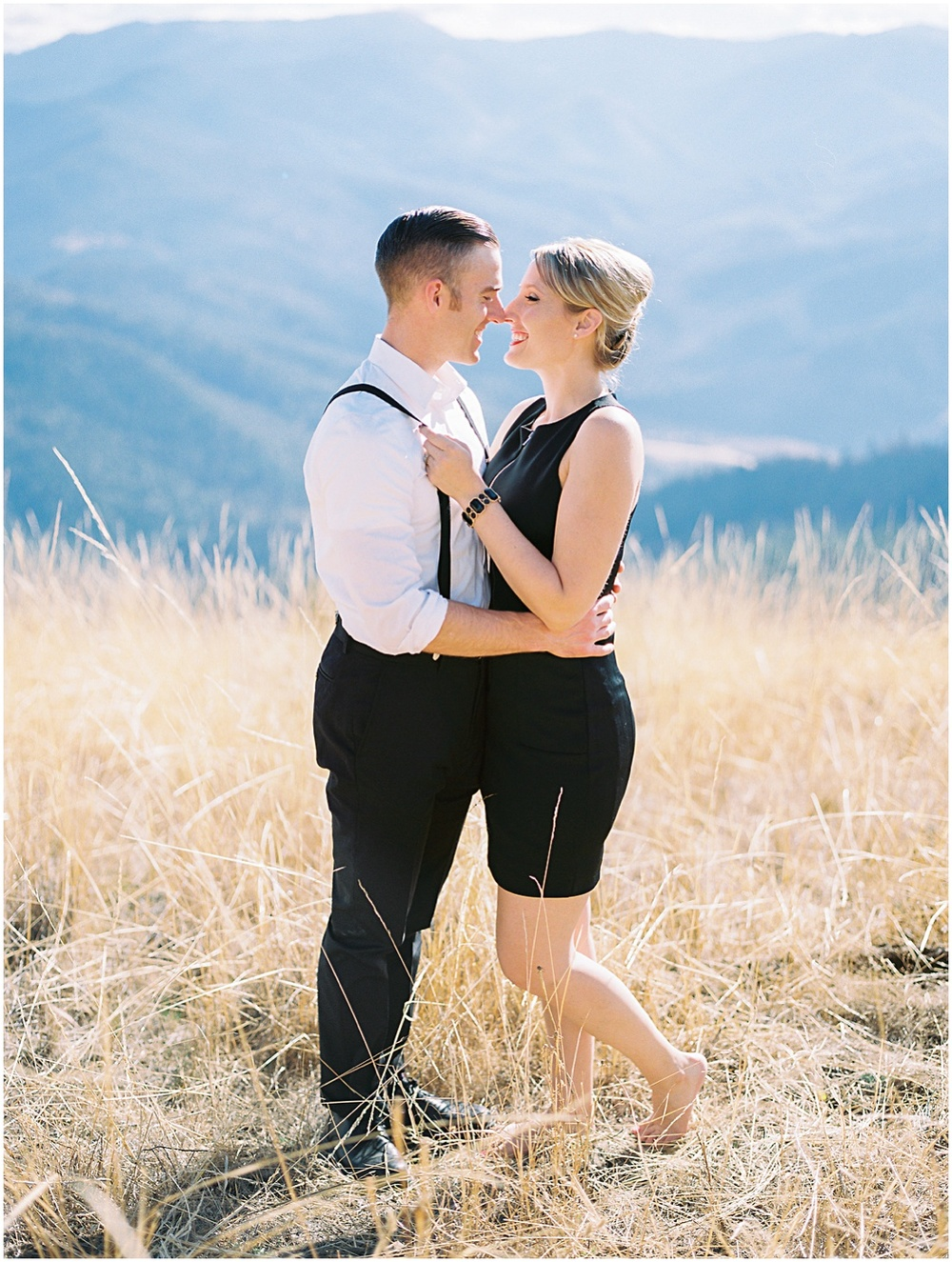 Oregon Wedding & Destination Photography | Olivia Leigh Photography | Medford Oregon Photographer Engagement