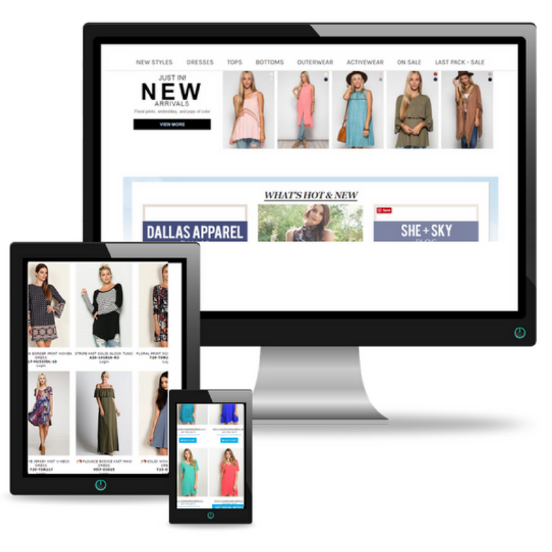 Fashion wholesaler list - find wholesale clothing for a boutique or online shop