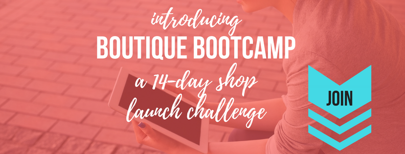 Sign up for the free boutique launch email course
