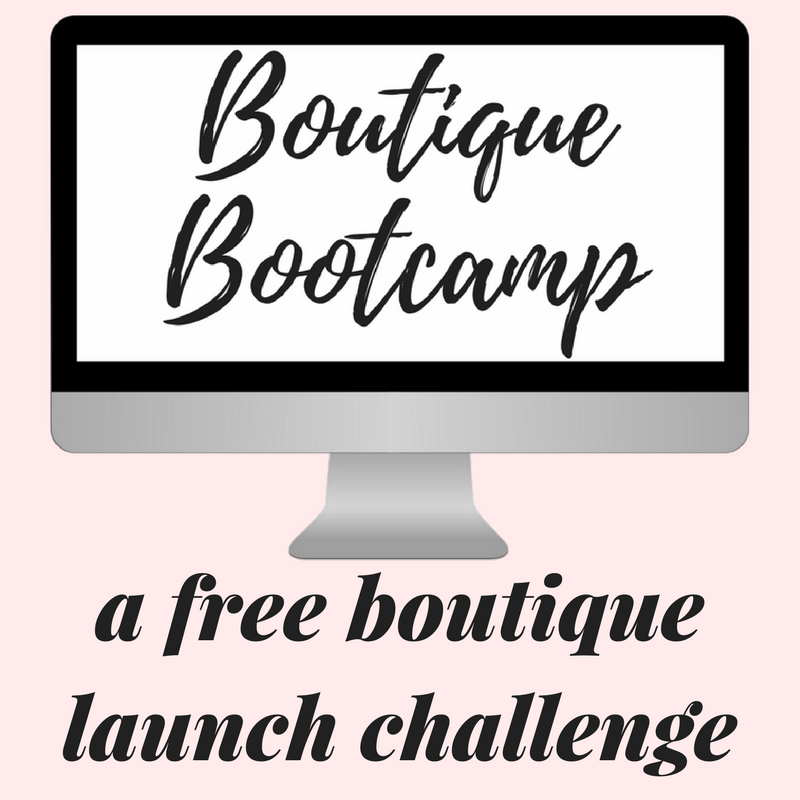Boutique Bootcamp Free Course for Starting An Online Store