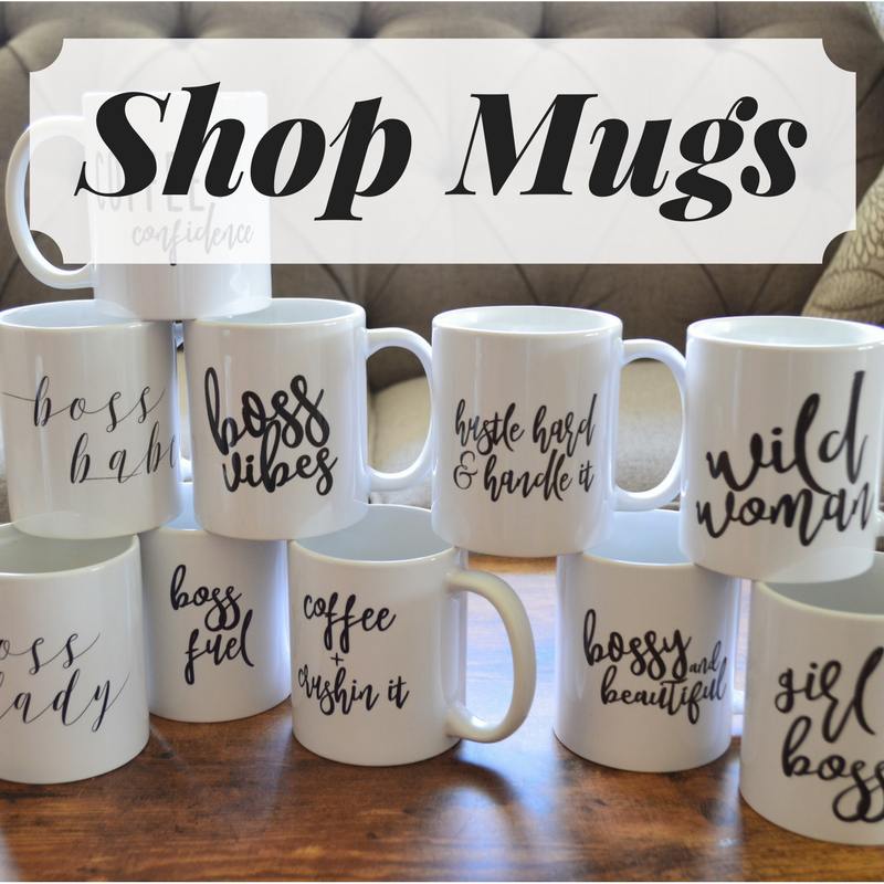 Girl Boss Coffee Mug Shop
