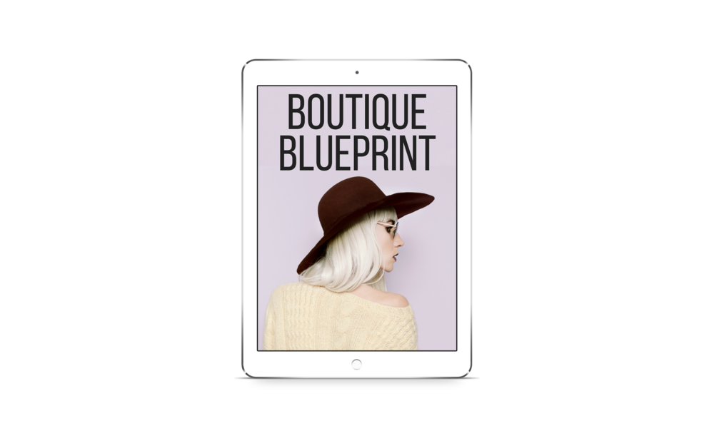 Boutique bootcamp - start an online boutique course