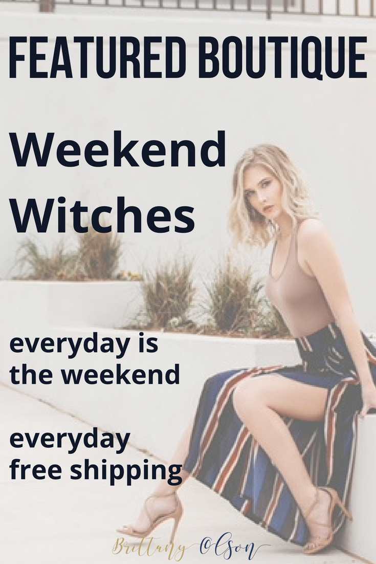 weekend witches fashion boutique