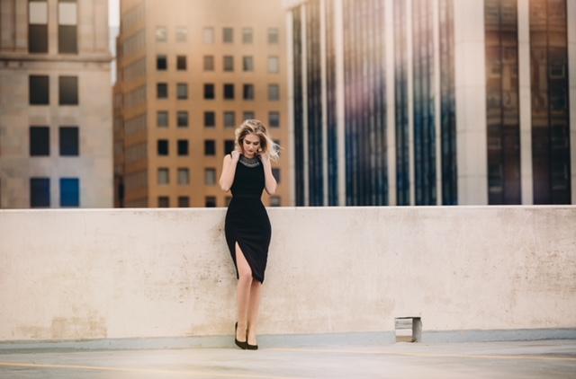 fashion boutique dress