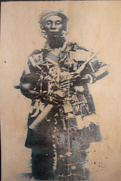 Queen Mother Nana Yaa Asantewaa, c. 1840 – 17 October 1921, image credit.