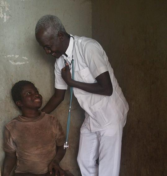Dr. David Abdulai,  Image credit