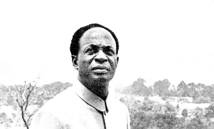 Dr. Kwame Nkrumah: Credit:  Pulse Gh