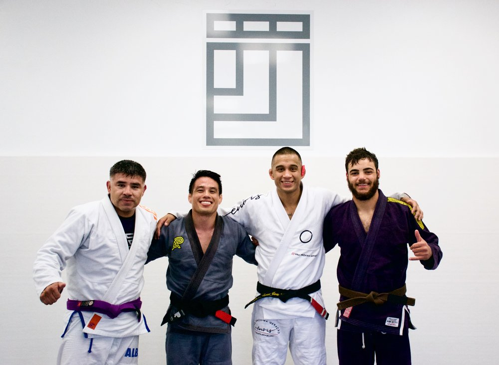 Ariel Hernandez, Gordon Kimura, Jesus Artesi, Ismat Abdulhamid