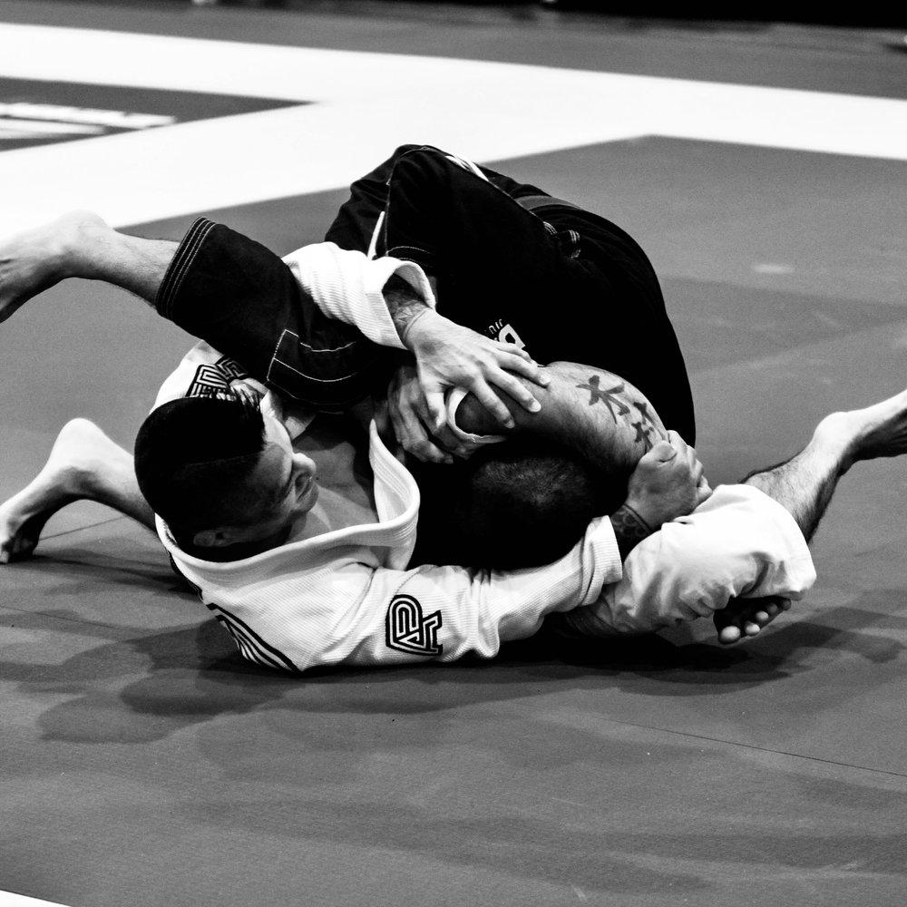 Gordon Kimura Inverse Jiu Jitsu