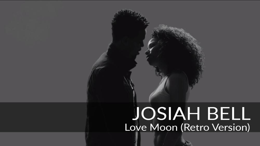 Josiah Bell • Love Moon Retro