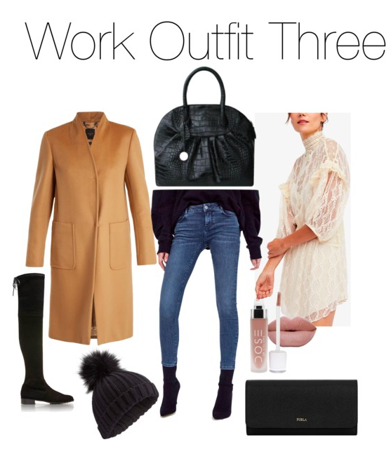 casual work out outfit fall