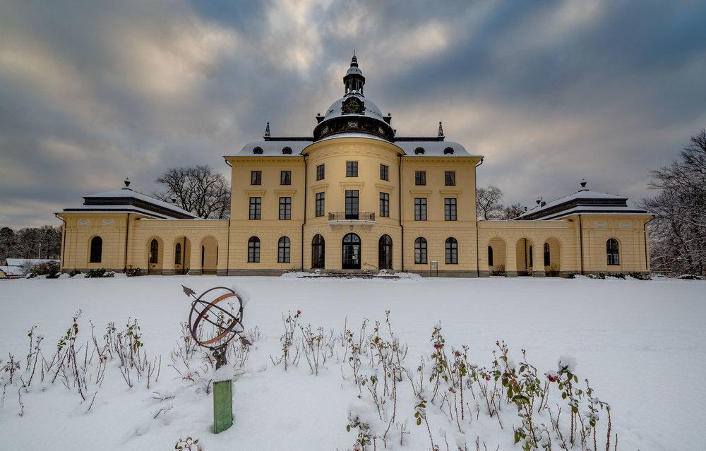 Nya Slottet, Sturefors