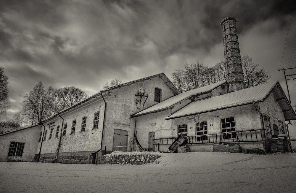 Hovetorp kraftstation