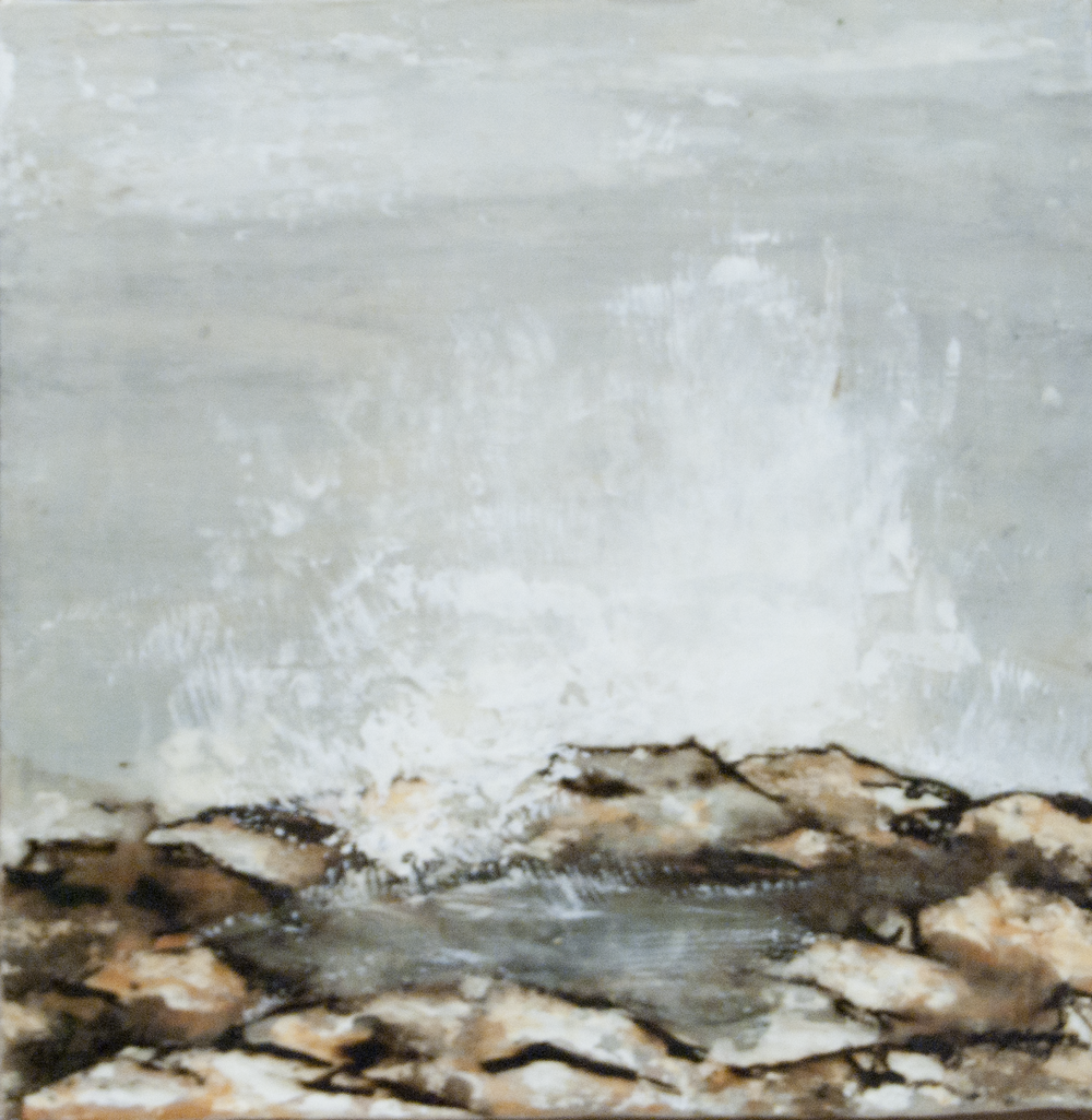 Big Wave, In private collection