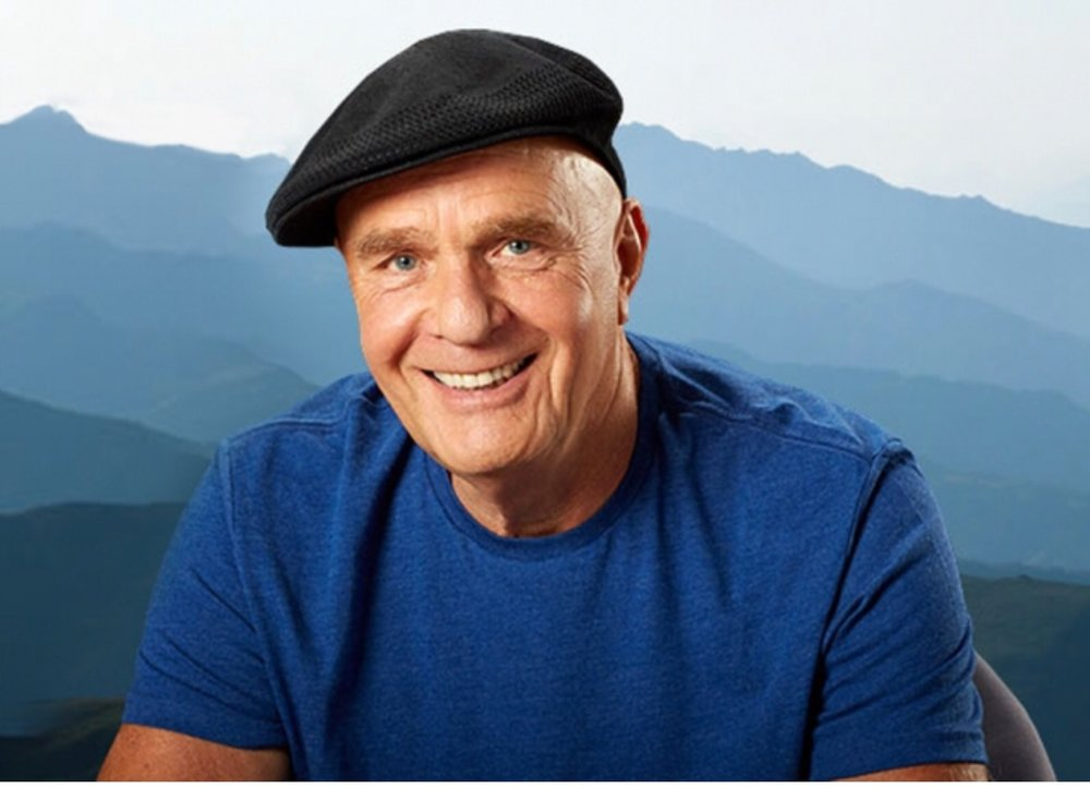 """Change the way you look at things and the things you look at change.""        One of the biggest inspirations in my life is Dr. Wayne Dyer, although I never heard him speak live, I've listened to his presentations countless times and read numerous books, all I can say is that Wayne always popped up right when I needed him and directed me where to go, he has helped me evolve in all aspects of my life, physically, emotionally and spiritually…his story and the miracles within it have brought miracles to millions and I am humbled to say I am one of the million. Thank you Dr. Wayne Dyer for your work, it is a privilege to continue to share it with others.     Video Link:   Words of Wisdom"