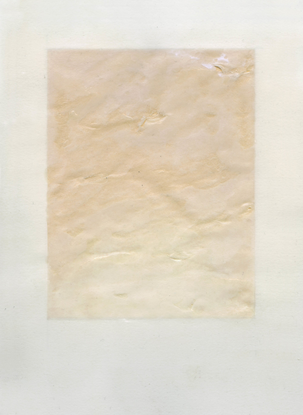 Untitled (waxed pink)