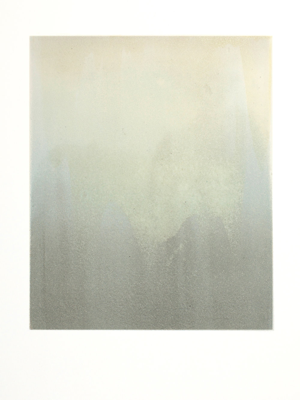 Untitled (gloss, from Overlap series)