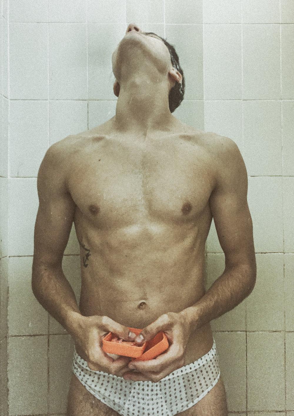 Gym Class by Simone Lini Trivulzio