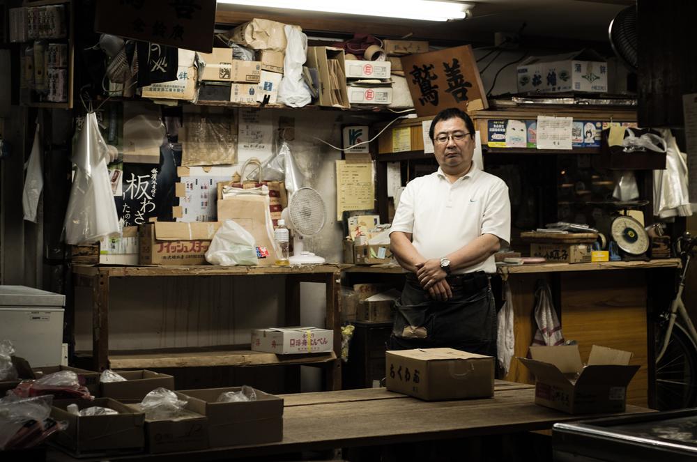Tsukiji, Tokyo, 12/8/2014 10:59:52
