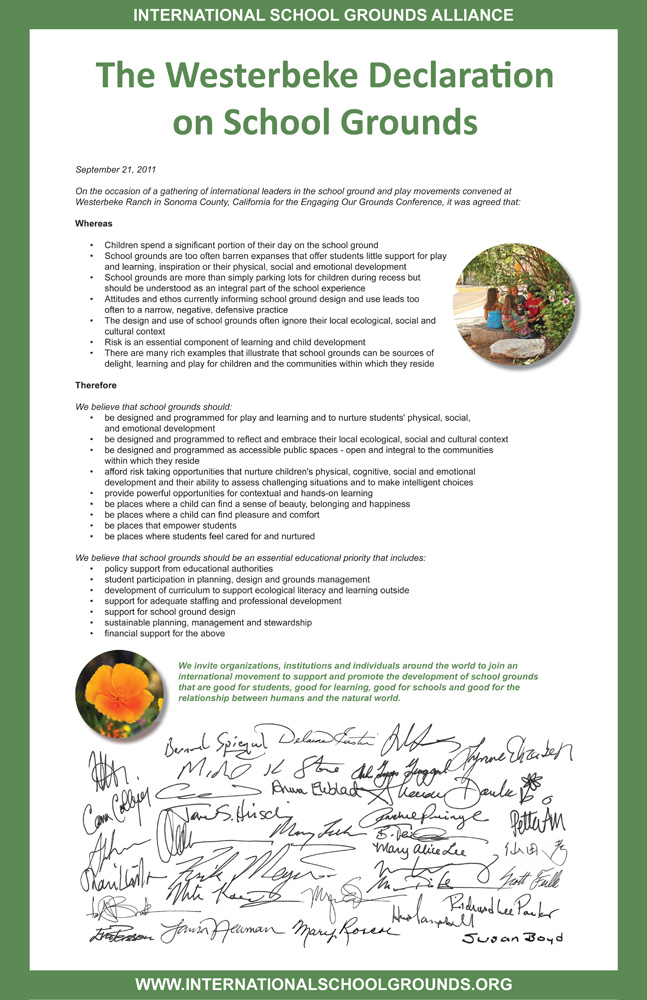 Click on the image above for a PDF of the Westerbeke Declaration.
