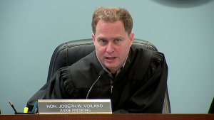 Joseph Voiland, Ozaukee County Judge