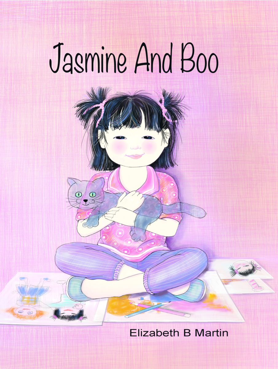 Elizabeth Martin Jasmine and Boo Cover