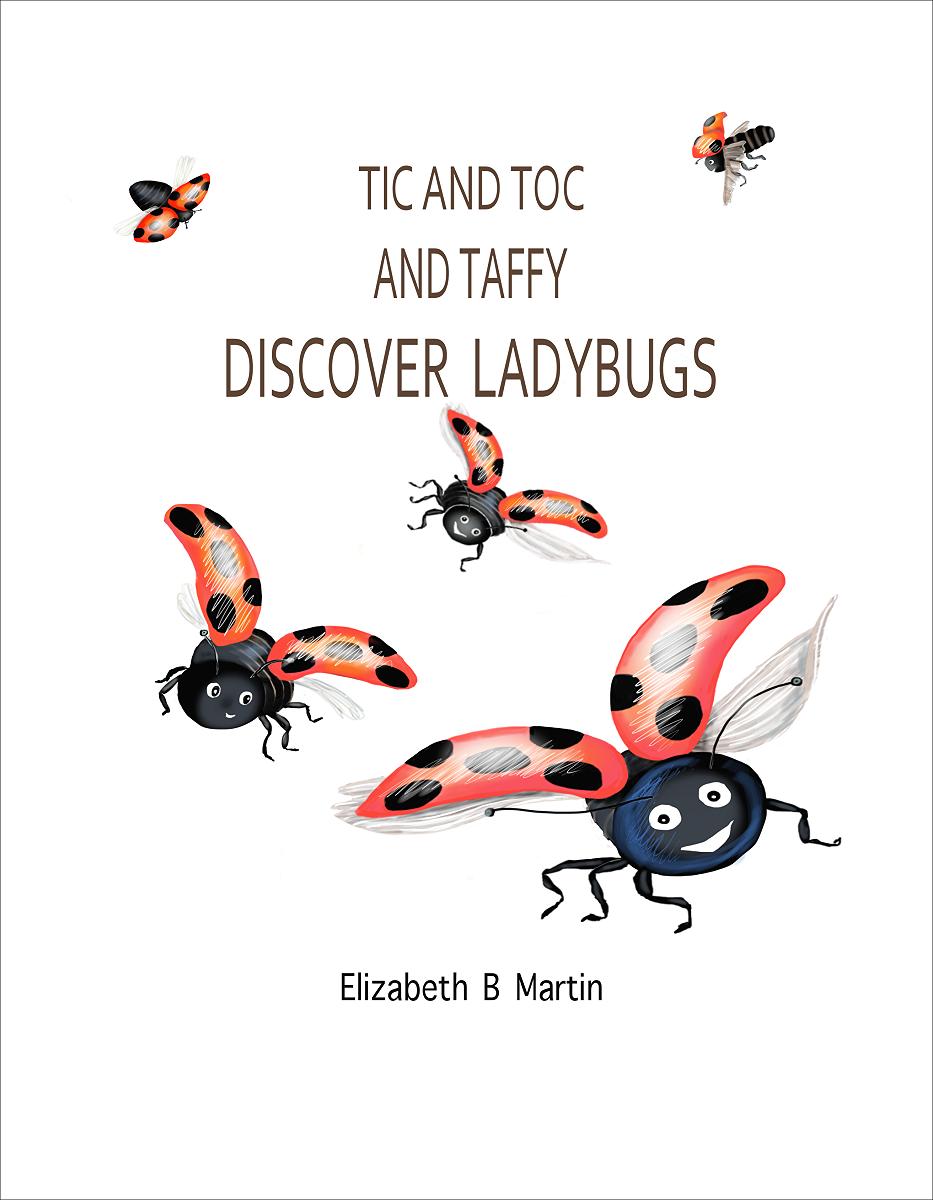Elizabeth Martin Tic Toc Taffy Title Page