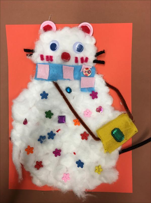 Copy of Mouse Snowman