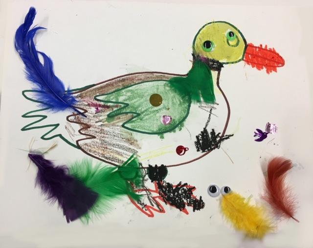 Copy of Green Bird