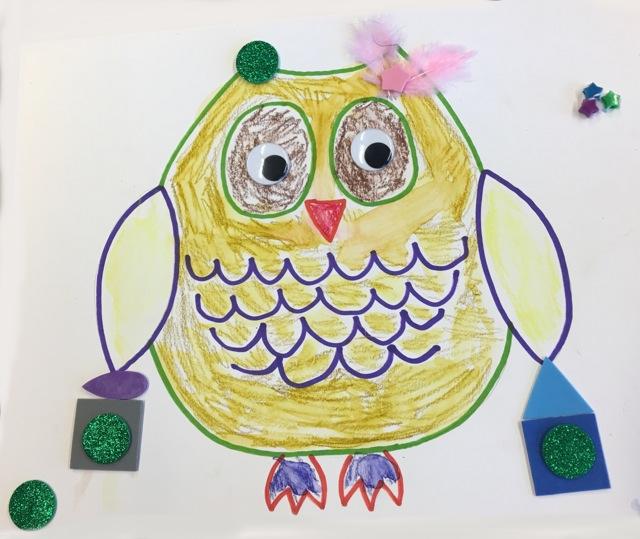 Copy of Yellow Owl