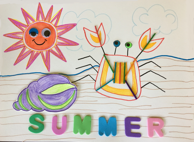 Summer Art and Craft 2