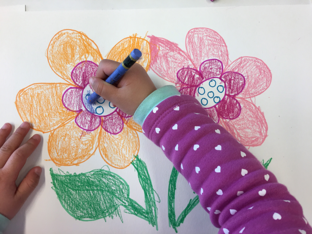 Flowers and Butterflies 4 – Before