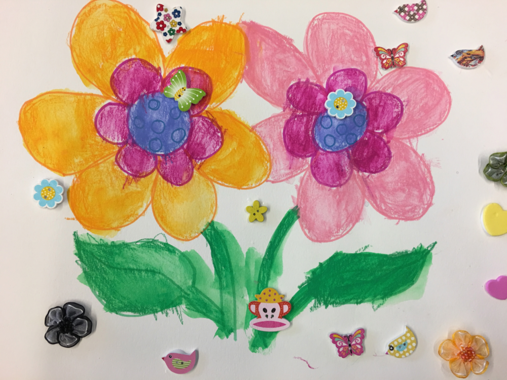Flowers and Butterflies 5 – After