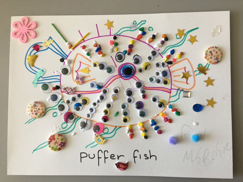 Copy of Copy of Puffer Fish Googly Eyes