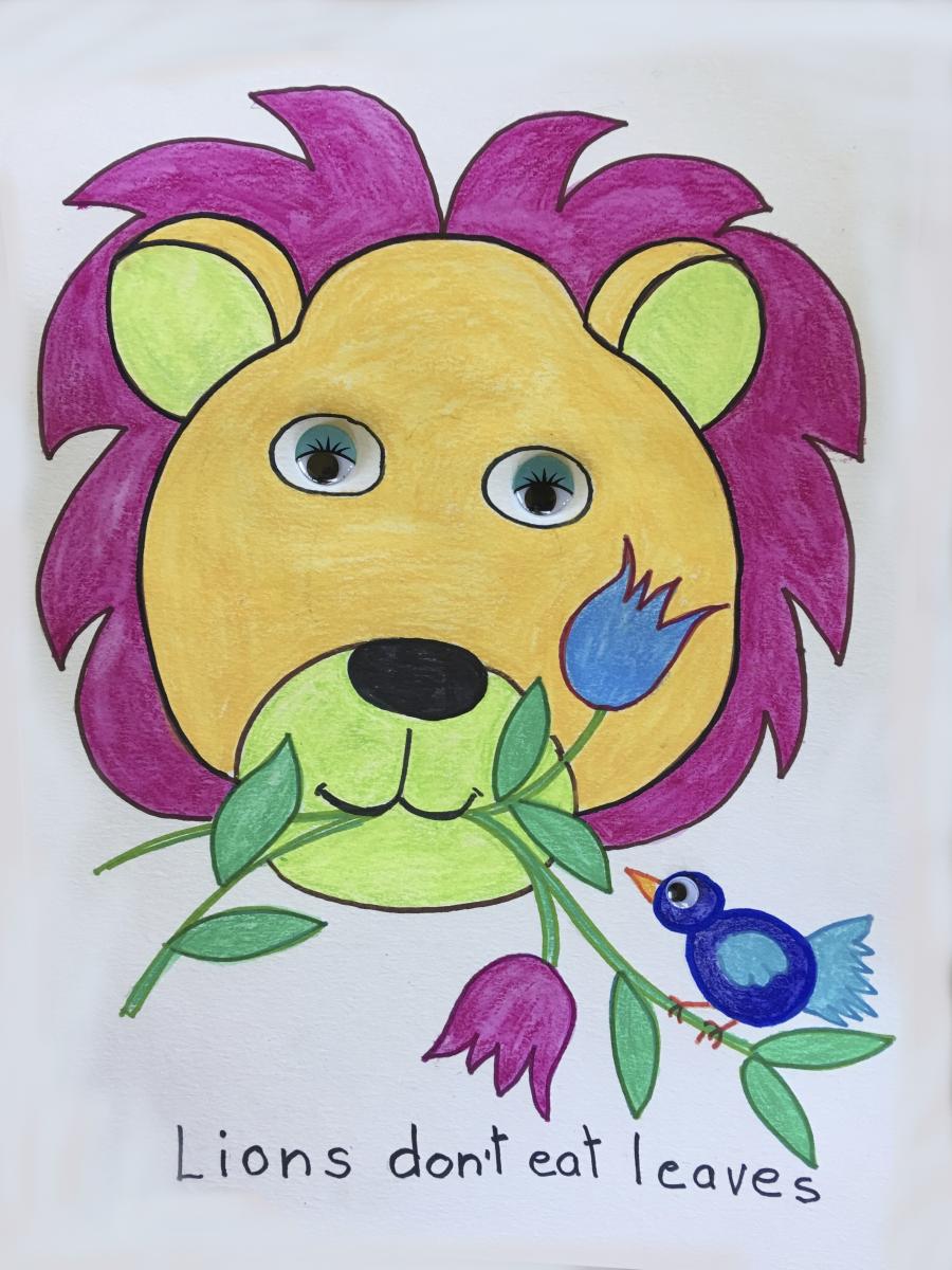 Lion_animal-face