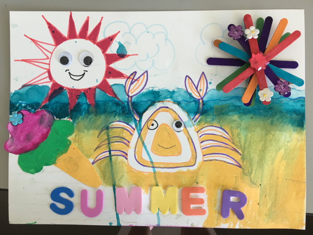 summer-art-and-craft-project-9
