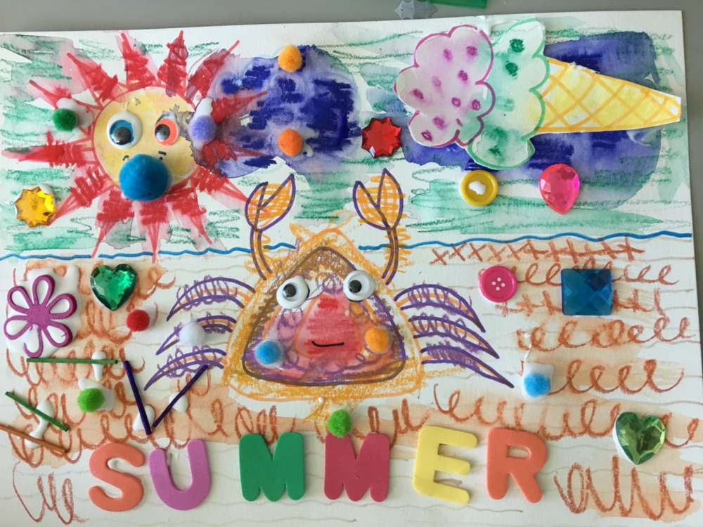 summer-art-and-craft-project-8