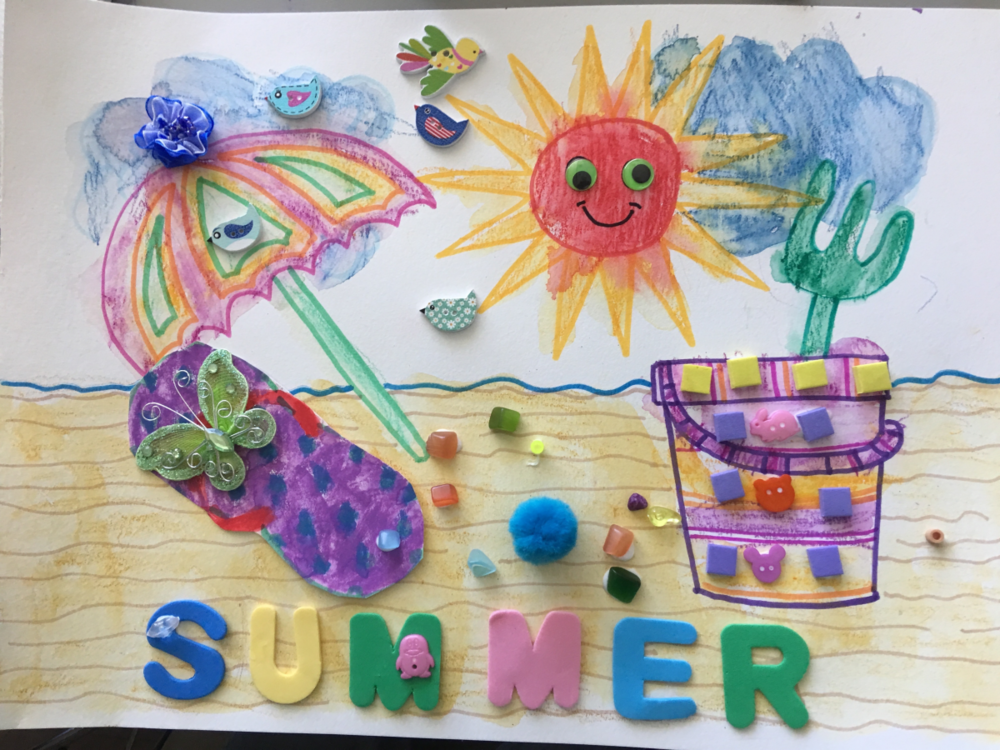 summer-art-and-craft-project-7