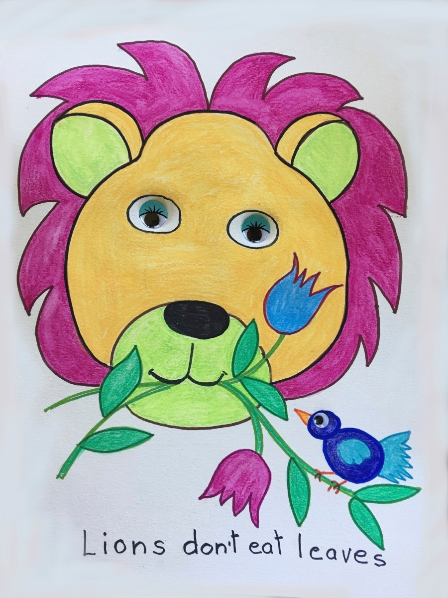 Animal Faces Art & Craft Project at the SF Public Library is This Thursday!