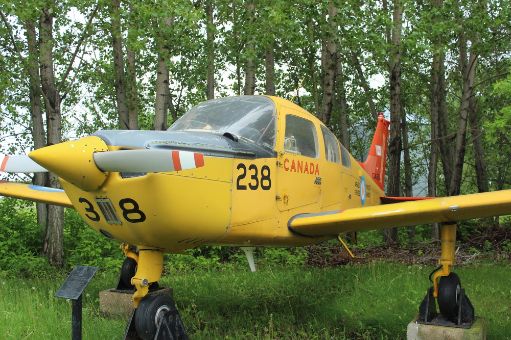 CT 134 A (Musketeer II) Airplane