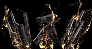 Hot Tools Black Gold Collection + the best in hair styling tools & accessories coming soon!!