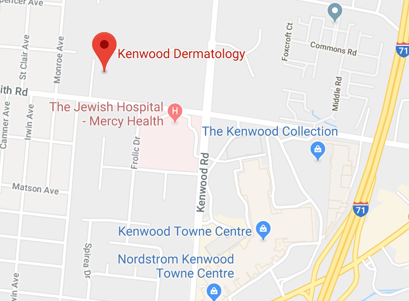 Kenwood Dermatology — Location and Office Hours on