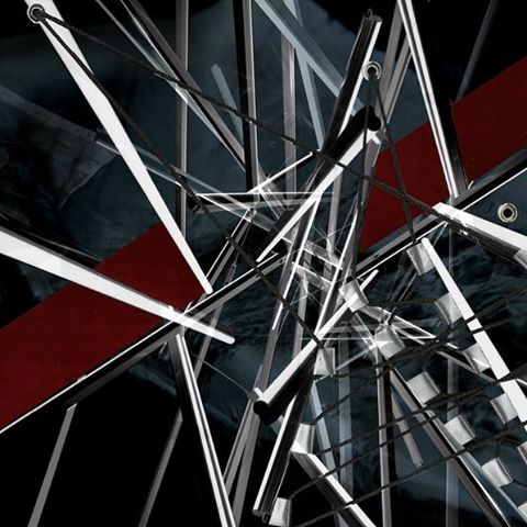 Exsolutio (concept) by #NicolaRomagnoli  More on our website! (Link in bio)  #abstract #photography #photooftheday #abstraction #lines #linear #darkness #explosion #liberation #metal #texture #textiles #art #fineart #abstractart #futuristic #conceptual #fashion #fashiondesign #pattern #inspiration #inspire #parsons #parsonsfashion