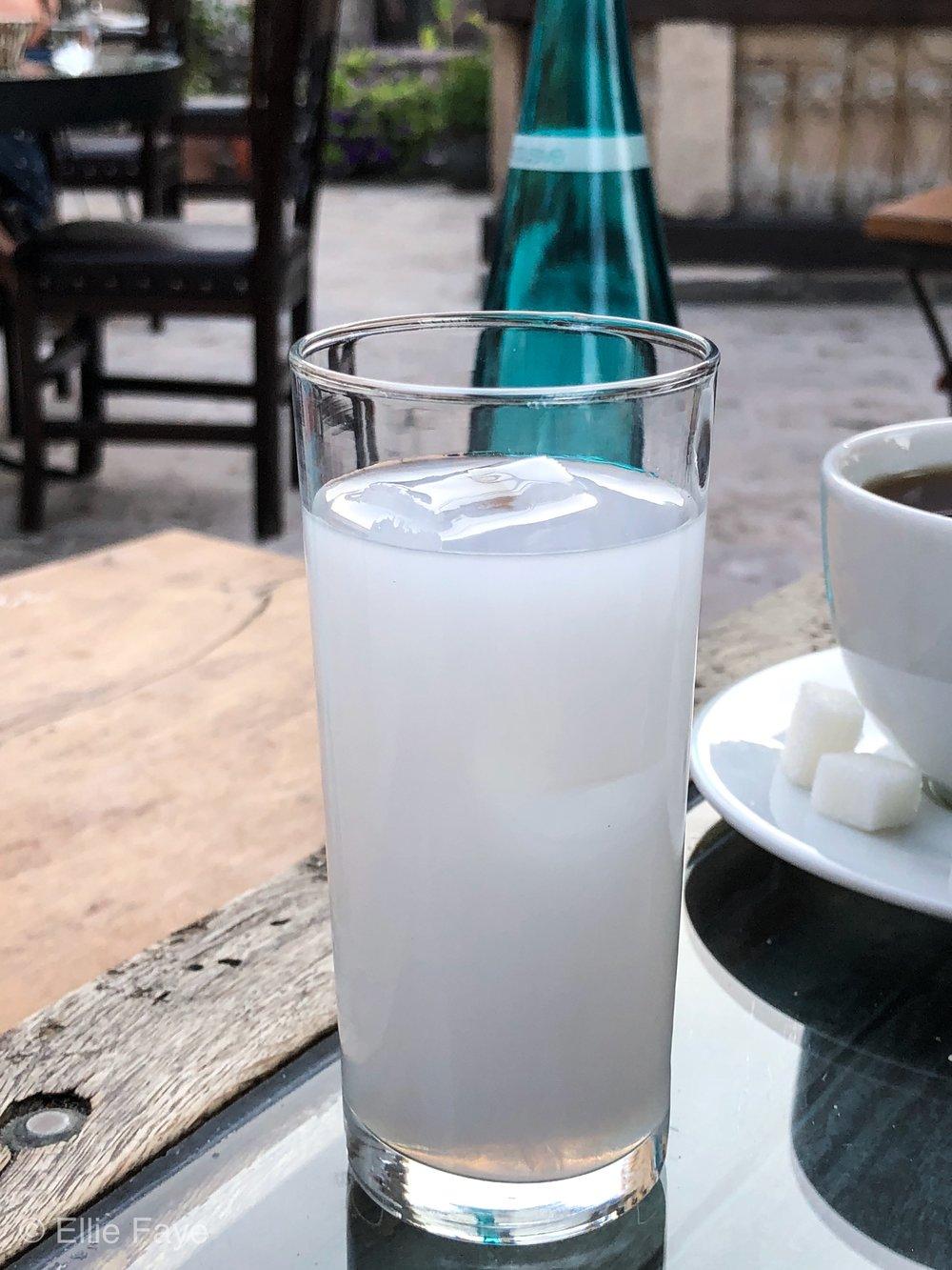 Raki aka Lion's Milk
