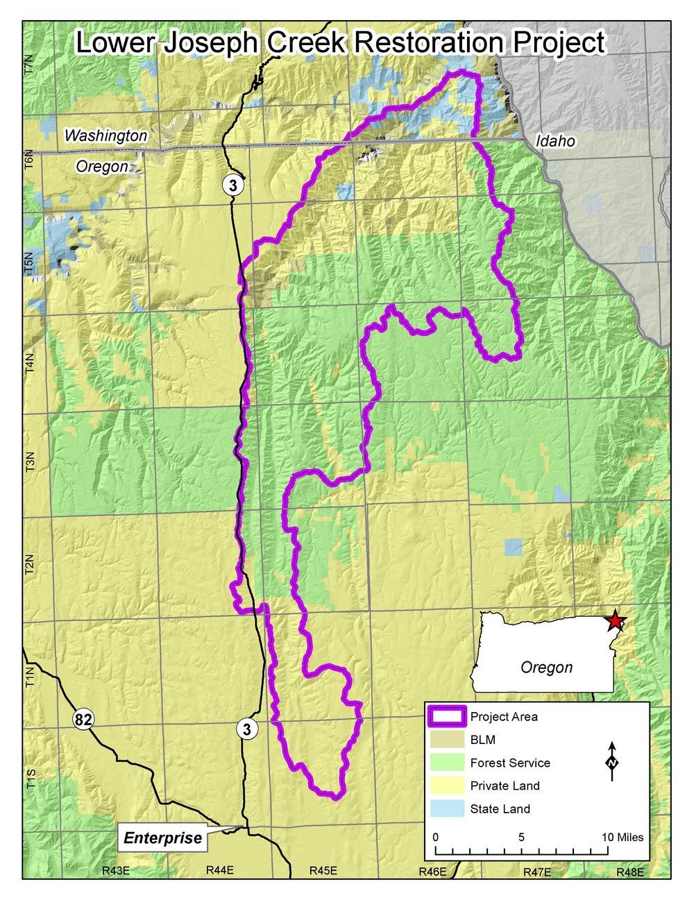 MAP CREDIT: US FOREST SERVICE