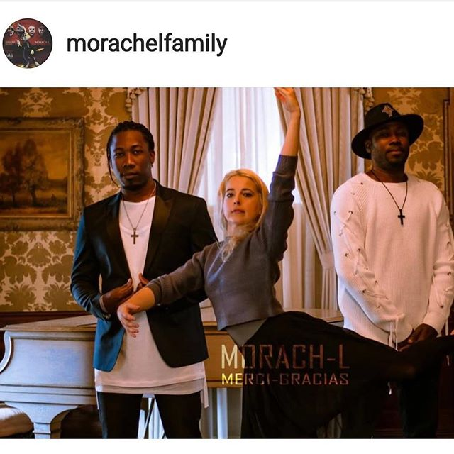 New music video from @morachelfamily coming soon! Go follow them and be on the look out! 👀