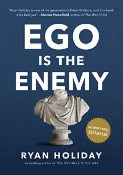 Ego is the Enemy (with audio)