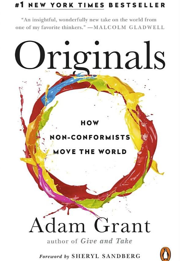 Originals by Adam Grant — You Exec